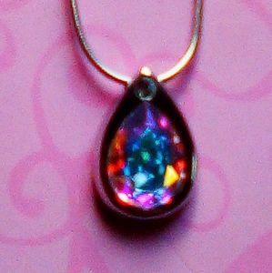❇️ Mercury Mystic Topaz Colored Necklace ❇️